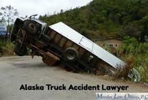 Truck Accident / Alaska Truck Accident Lawyer @ Merdes.com