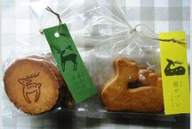 "Extremely  Popular  at  Home  and  Abroad!  An  Immediate Introduction  of  ""Nara  Sweets""!"