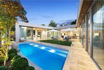 New Pools / Natural Pools Australia designed and constructed pools. Photos property of Natural Pools Australia.