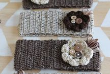 Crochet Hats and Headbands / by Mary Locke