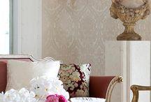 Διακόσμηση τοίχου +γύψινα