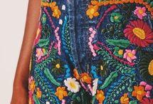 Цветочные шорты