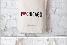 I LOVE Chicago / My city... Great sports town, great food and great weather. Ok the weather bites, but you can't have it all!