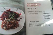 Recepies / From irl cookbooks