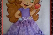 bonecas vestidos