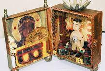 Boxes, Frames & Diorama