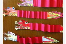 Chinese New Year Arts For Kids