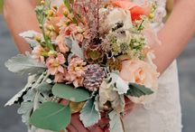 Lyndsey & James / May 2014 muted creams, lavenders, lilacs, shell pinks and raspberry colours