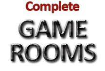 Services / Game Room Guys offers services as well! From moving your pool table to complete game room installation!