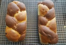 Sweet breads, cakes