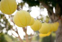 Decorations ♡ / Lanterns bunting balloons garlands