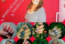 Záliba / Malování nehtů