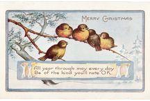 Christmas / by Becky Crossett