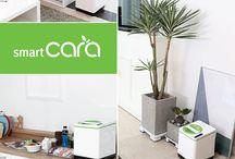 SMART CARA + SMART LIVING / SMART ECO LIVING WITH SMART CARA
