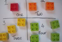 Blocks of Fun! / Learning with blocks. / by Jamie Reimer