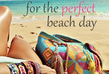 What's in your beach bag.