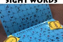 School - RI Sight Words