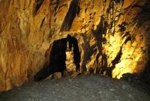 Grotta Gigante / Images of cave Grotta Gigante (Italy)