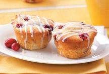 Breads, Muffins & Rolls / by Julie Lahr