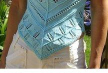 pletení / ručně pletená čepice