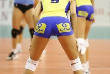 Voleibol-Femenino / Perfecto deporte para trabajar en equipo
