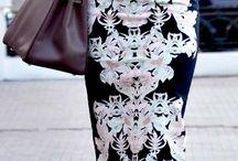 Printed & unprinted Skirts