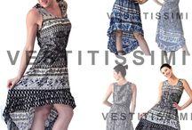 Vestito donna lungo maxi abito estivo spiaggia mare copricostume prendisole Vs19