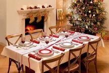 Decoración de Navidad #IdeasMobelrías / Te ofrecemos ideas ingeniosas y originales para decorar tu hogar y tus muebles esta #Navidad