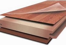 Laminate Flooring / Laminate flooring ideas and info