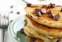 Pancakes y Waffles