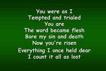 CHRISTIAN Lyric Videos