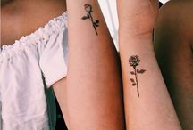 Tattoo's i want
