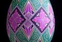 colorfull eggs
