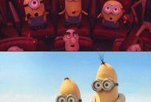 Minions!!! / Minionokról szól!!cuki és vicces minionokról✌!!!