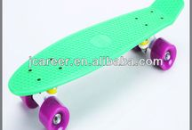 Skateboardy penny