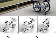 Il design della bicicletta
