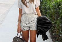 O que vestir / Looks