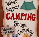 camping and summmer