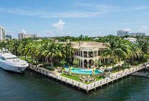 Waterfront Properties / South Florida Ocean and Intercoastal Properties