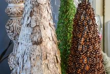 Birch bark crafts