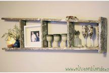 ladders shelf