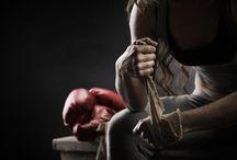 { MMA Fighting }