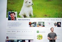facebook ceo mark zuckerberg discussing the facebook