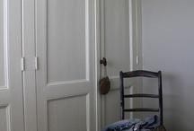 Slaapkamerkastdeuren