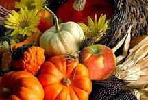 10 Autumn Superfoods / Great seasonal produce to stay in tip top nutritional health this autumn