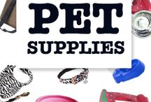 Lovely Pet Supplies   / by DSstyles ™