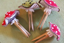 Clothes pins Projects