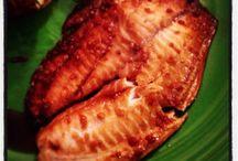 Fish/Shrimp/Sausage