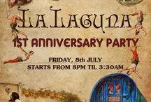 La Laguna Event