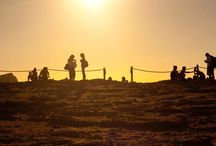 Sunset at Ibiza